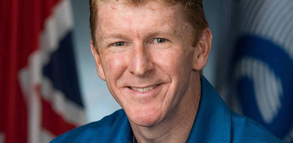 Image of Tim Peake, British Astronaut